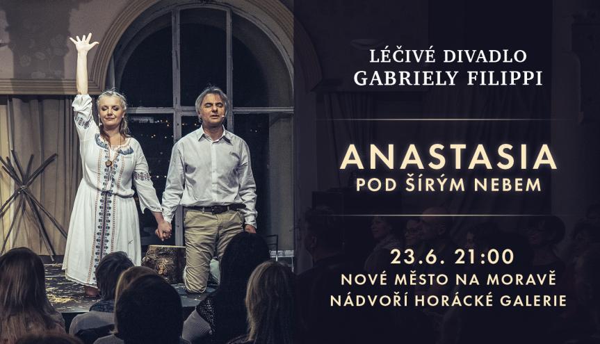 ANASTASIA – Léčivé divadlo Gabriely Filippi