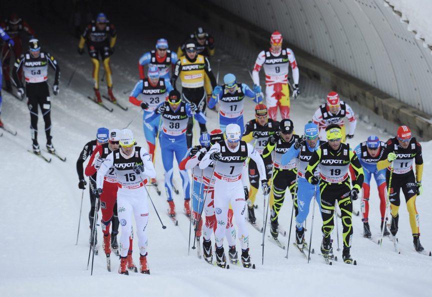 Světový pohár v běžeckém lyžování
