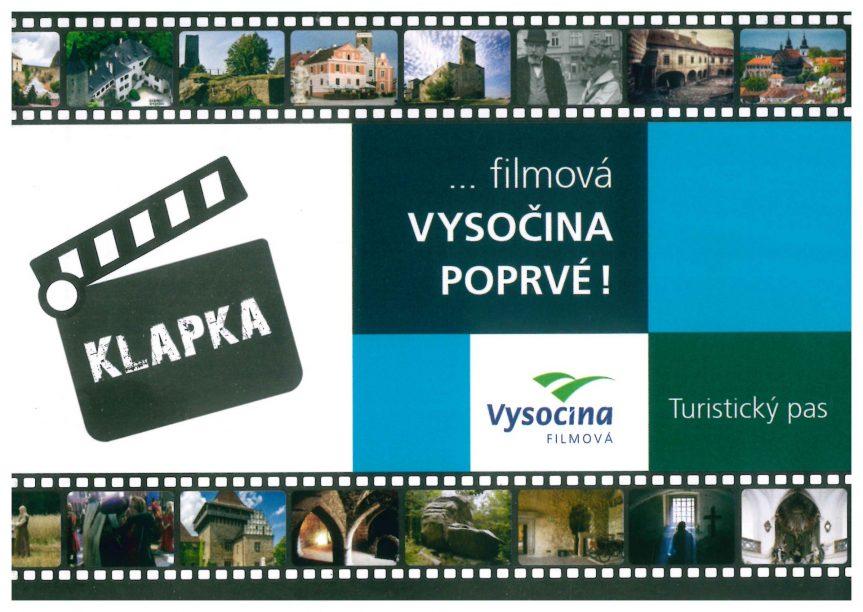 """Soutěž """"KLAPKA"""" aneb Vysočina Filmová"""
