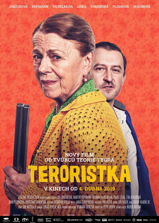 Kinematograf bratří Čadíků – Teroristka