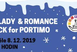 Vstupenky na benefiční koncert Portima