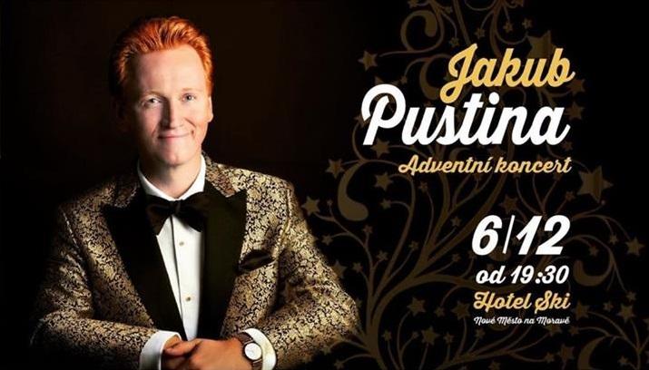 Jakub Pustina – adventní koncert