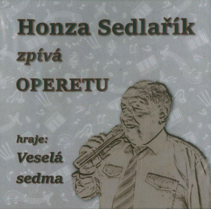 Honza Sedlařík zpívá operetu