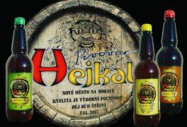 Na farmářský trh zavítá i pivovar Hejkal