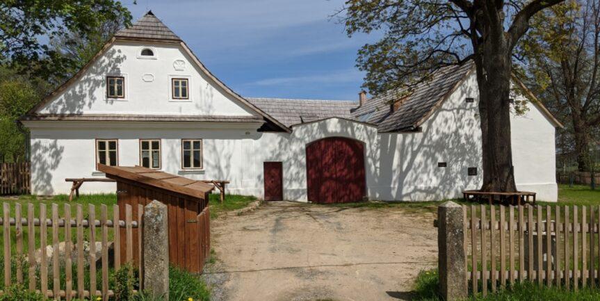 Den otevřených vrat – Dům přírody Krátká