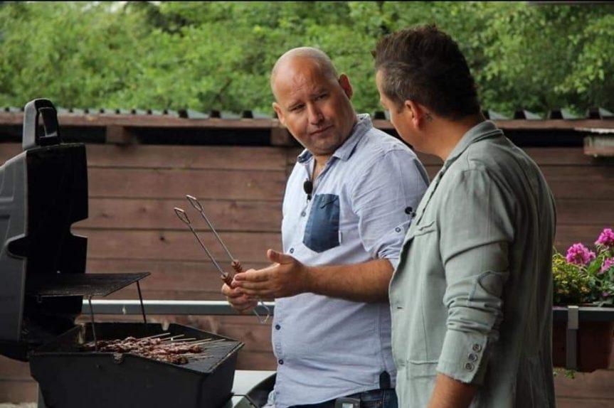 Farmářský trh s profesionálním šéfkuchařem Petrem Erinem Kováčem
