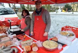 První zimní farmářský trh je za dveřmi