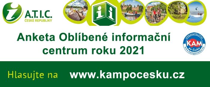 Oblíbené informační centrum roku 2021