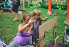 Farmářský trh s Loutkovištěm pro děti