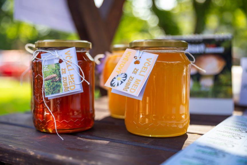 Farmářský trh provoní med a medové dobroty