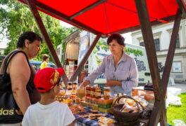 Chuťové pohárky potěší další farmářský trh – sobota 14. srpna