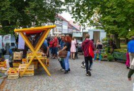 Poslední prázdninový farmářský trh a Slavnosti medu – sobota 28. srpna
